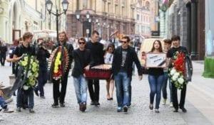Перевозка умерших из Нижневартовска в Минск