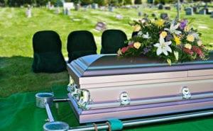 платное погребение