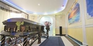 ритуальный зал в Минске