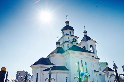 Храм Софии Слуцкой