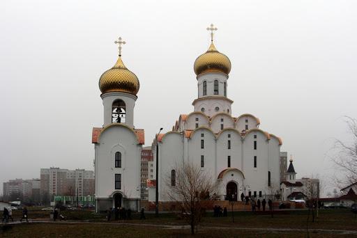Храм Архистратига Божьего Михаила