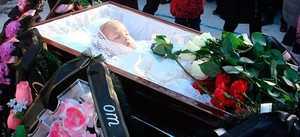 детские похороны в Минске