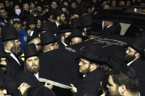 еврейские похороны в Минске