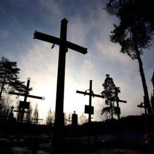 Беларусь кладбище
